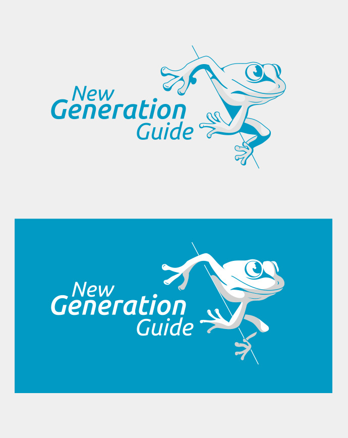 New Generation Guide - Logotype